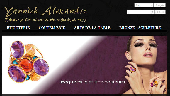 boutique internet yannick alexandre